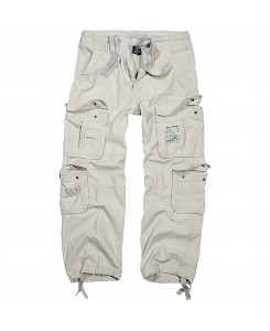 Brandit - Pure Vintage Trouser 12 Old White