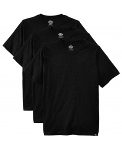 Dickies - 06 210091BK T-Shirt Pack Men 3x Black RUNDHALS