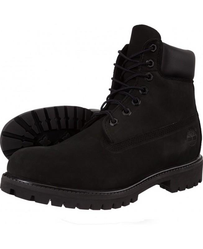 Timberland 6 Inch Premium Waterproof Boots Herren Arbeit Freizeit Boot Schuh Work schwarz Chukka