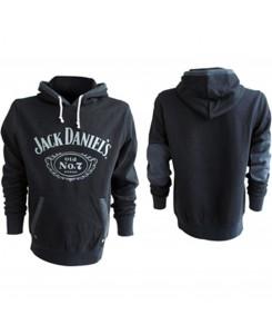 Bioworld - Jack Daniels - Old No. 7 Hoodie Black