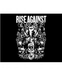 CID - Rise Against - Protest LOGO Schwarz