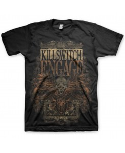 ROCKOFF - Killswitch Engage Men's Tee: Army