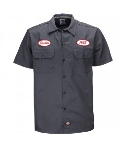 Dickies - Rotonda South Charcoal Grey