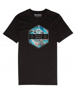 Billabong - Access Tee SS N1SS18BIP9 Black (0019)