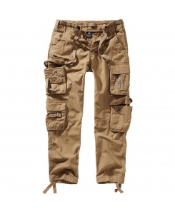 Brandit - Pure Slim Fit Trouser 1016-3 Beige