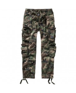 Brandit - Pure Slim Fit Trouser 1016-10 woodland