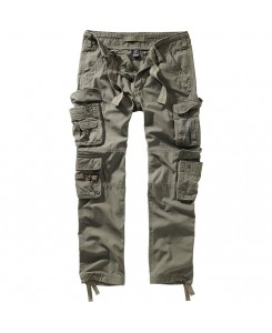 Brandit - Pure Slim Fit Trouser 1016-1 Olive