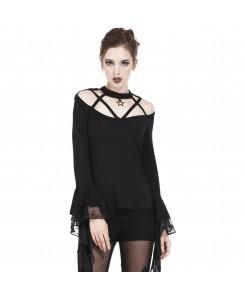 Dark In Love - Gothic punk T-shirt TW165