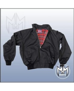by MMB - England Jacke Harrington Schwarz