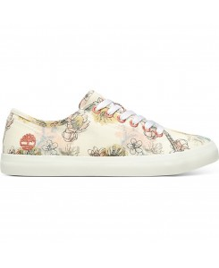 Timberland - Women's Newport Bay Oxford TB0A1YRXT67 Ltbeige Floral Canvas