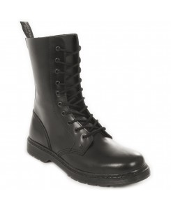 Boots & Braces - easy 10-Loch black on black