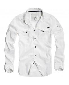 Brandit - SlimFit Shirt Weiß 4005.10.S