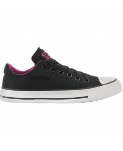 Converse - CTAS Madison OX Black/Plastic Pink 551518C