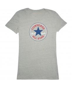 Converse - Core 2 Color Hthr CP Crew Grey 12016C 035 T-Shirt