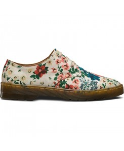 Dr. Martens - Gizelle secret Garden T Canvas Sand 21122273