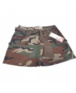 Mil-Tec - ARMY SHORTS WOMAN Woodland 11137020