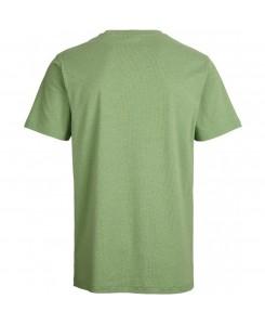 Hummel - Classic Bee Cotton Tee Green Flash Melange 08467 6358