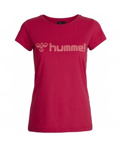 Hummel - Classic Bee Womens SS Tee Virtual Pink 08775 4490