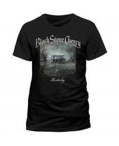 CID - Black Stone Cherry - Kentucky Logo T-Shirt