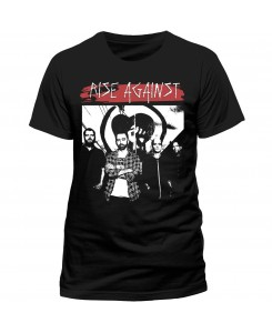 CID - Rise Against - 1984 LOGO Schwarz