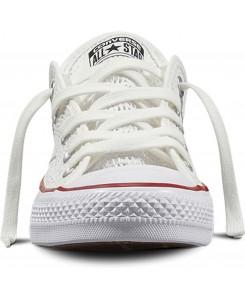 Converse - Converse Low 551541C White/White/Black Crochet