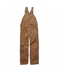 Dickies - DB100RB BIB Overall Rinsed Brown