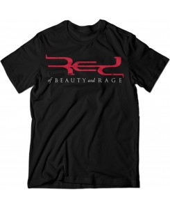 CID - RED - Of Beauty and rage Logo T-Shirt
