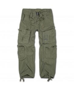 Brandit - Pure Vintage Trouser 1003-1 Oliv