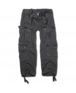 Brandit - Pure Vintage Trouser 1003-2 Schwarz