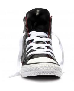 Converse - Ctas Simple Step Hi Black/Deep Bordeaux White 654351C Kids