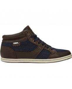 BK - Re-Style Mid B38-3631-01 dk brown/navy
