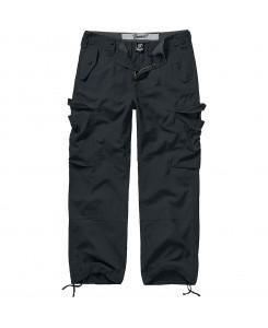 Brandit - Hudson Ripstop Trouser 1013-2 Schwarz