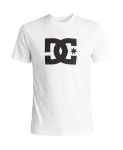 DC - Star SS wbb Logo White Weiß T-Shirt