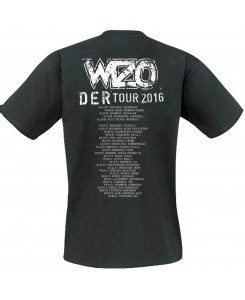 WIZO - DER Tourshirt T-Shirt