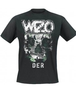 WIZO - DER Tourshirt T-Shirt
