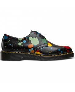 Dr. Martens - 1461 BLACK SPLATTER SMOOTH