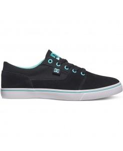 DC - Tonik W - Low Top Schuhe ADJS300043 BLACK/AQUA (ba2)