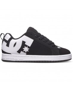 DC - Court Graffik BLACK (001) 300529