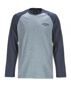 Dickies - Baseball Dark Navy T-Shirt Longsleeve Raglan 06210275