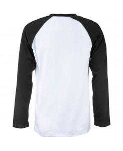 Dickies - Baseball Black T-Shirt Longsleeve Raglan 06210275