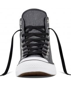Converse - CTAS HI Chambray 155386C Black/White/Black