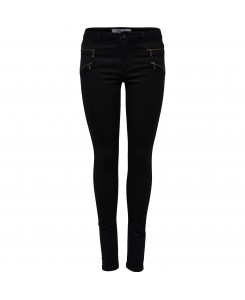 Only - ONLROYAL REG SKINNY ZIP JEANS DNM NOOS 15096250