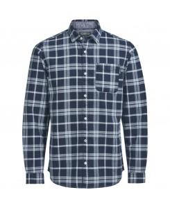 Jack & Jones - Jorholden Shirt LS 12124785 Light Blue Denim/Slim