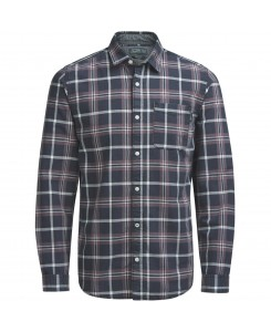 Jack & Jones - Jorholden Shirt LS 12124785 Asphalt/Slim