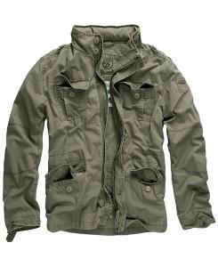 Brandit - Britannia Jacket 3116-1 Oliv