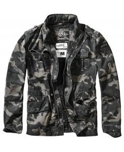 Brandit - Britannia Jacket 3116-4 Darkcamo