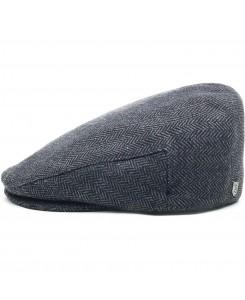 Brixton - HOOLIGAN SNAP CAP 00005 Grey/Black