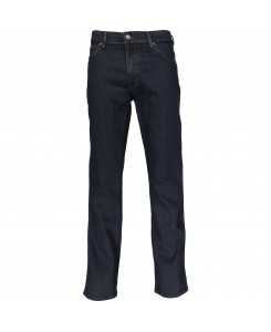 Wrangler - Texas Original Straight Regular W12175001 Blue Black