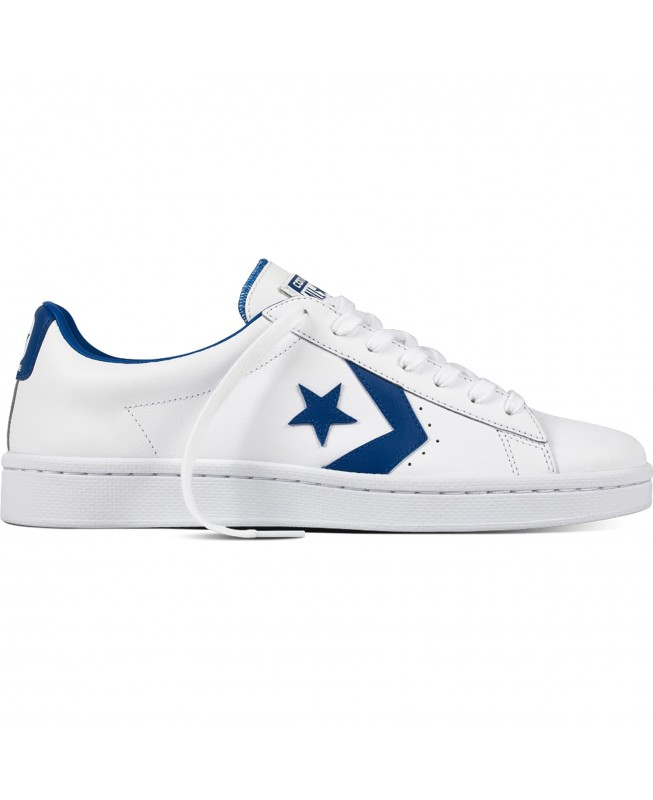 Converse - PL 76 OX 157807C White Blue Jay White Schuhgröße EU 39 b1c6223f2