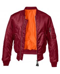 Brandit - MA1 Jacket 3149-91 Burgundy